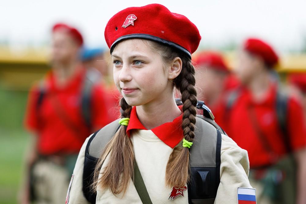 В финале «Победы» встретились 85 команд юнармейцев
